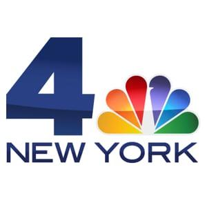 Logo NBC 4 NY